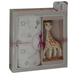 Vulli Coffret naissance Sophie la girafe Medium