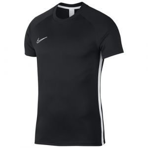 Nike M NK Dry Acdmy Top SS T- T-Shirt Homme, Noir (Black (White) 010), FR (Taille Fabricant : 2XL)