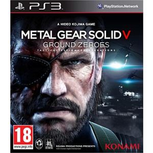 Metal Gear Solid V : Ground Zeroes [PS3]
