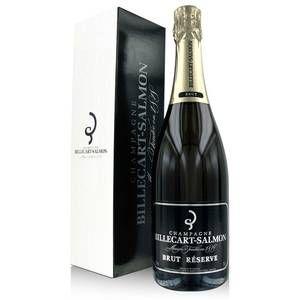 Billecart-Salmon Champagne Brut Réserve avec étui