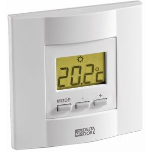 Delta Dore Tybox 21 - Thermostat d'ambiance filaire