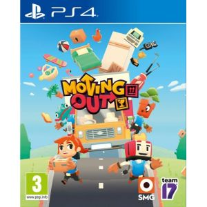 Moving Out pour PS4 [PS4]