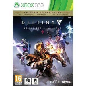 Destiny : le Roi des Corrompus [XBOX360]