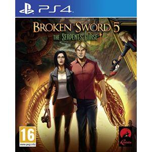 Broken Sword 5 : The Serpent's Curse [PS4]