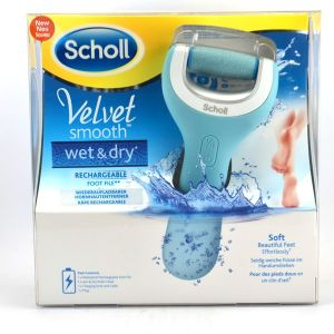 Scholl Velvet Smooth Wet & Dry