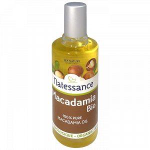 Natessance Huile macadamia bio