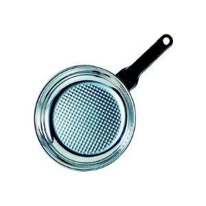 Fissler 12110128100 - Poêle Crispy Steelux 28 cm en inox