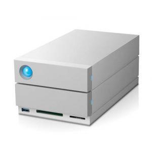 Lacie 2big Dock Thunderbolt 3 12 To - Stockage RAID 2 baies (STGB12000400)
