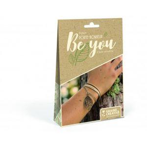 Graine Créative Kit bijoux porte-bonheur Be you