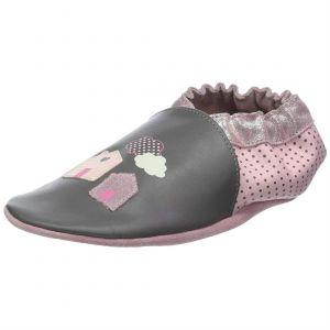 Robeez HOMESWEETHOME, Chaussures de Naissance Mixte bébé,