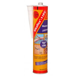 Sika Mastic colle FLEX 11 C 300ml marron