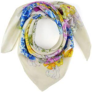 Allée du foulard Carré de soie Premium Marquisa