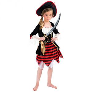 Chaks Déguisement pirate girl fille