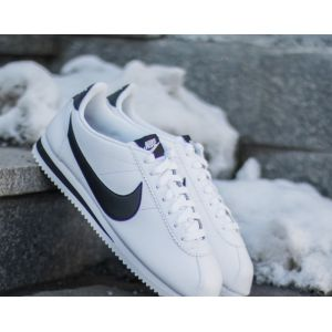 Nike Chaussure Classic Cortez Femme - Blanc - Taille 38.5 Female
