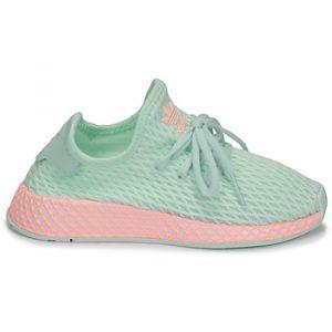 Adidas Chaussures enfant DEERUPT RUNNER C vert - Taille 29,30,31,32