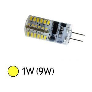 Vision-El Ampoule Led 1W (9W) G4 12V Blanc chaud