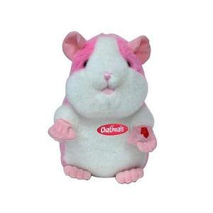 """Image de Logitoys Chatimals - Hamster """"Je répète ce que tu dis"""" (couleur aléatoire)"""