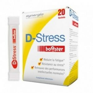 synergia D-Stress Booster, 20 sachets