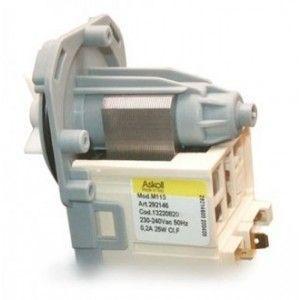 290936 - Pompe de vidange Askoll Aeg 30w pour lave linge