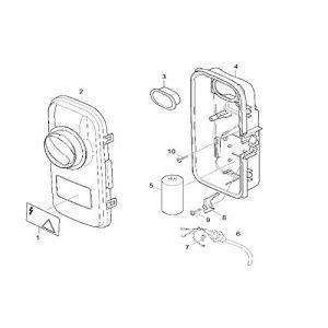 Kärcher Interrupteur Complet Rep 2 Pour Nettoyeur Haute-pression