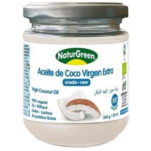 Naturgreen Aceite de Coco Virgen 200g