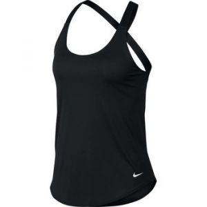 Nike Débardeur de training Dri-FIT pour Femme - Noir - Taille S - Femme