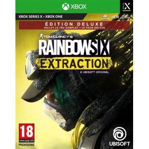 Rainbow Six Extraction Deluxe (XBox X) [Xbox One X]