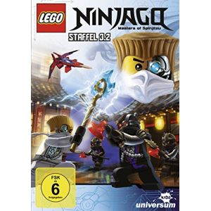 Lego Ninjago Staffel 3.2 (Import allemand)