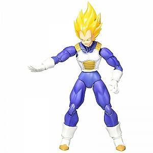 Bandai Figurine - Dragon Ball - Super Saiyan Vegeta SH Figuarts 14 cm