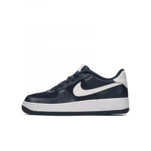 Nike Chaussure de basket-ball Chaussure Air Force 1 VDAY pour Enfant plus âgé - Bleu - Couleur Bleu - Taille 37.5