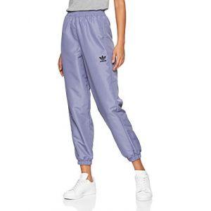 Adidas Tp pantalon de survêtement Femmes bleu T. 42