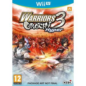 Warriors Orochi 3 Hyper [Wii U]