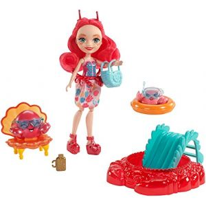 Mattel Enchantimals - Univers la plage des crabes