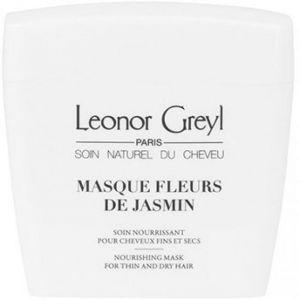 Leonor Greyl Masque Fleurs de Jasmin - Soin nourrissant pour cheveux secs & fins