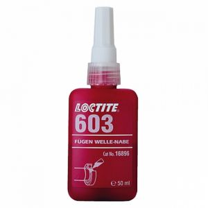 Loctite SCELROULEMENT 603, FLACON DE 50 ML,