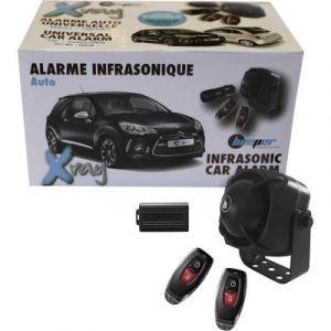 Beeper Alarme sans fil XR5 pour cabriolet