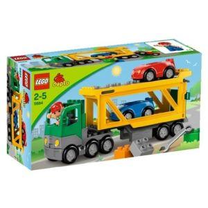 Duplo 5684 - Ville : Le transporteur de voitures