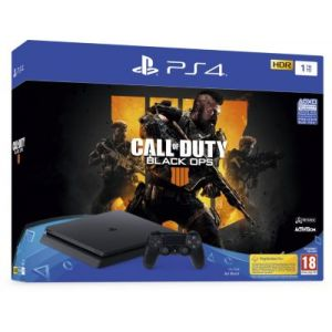 Sony Console PS4 1To Call Of Duty Black Ops 4