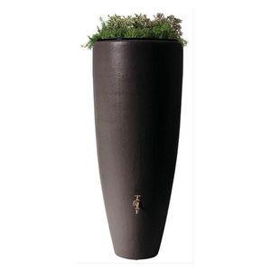 Garantia Réservoir eau de pluie 2en1 avec bac à plantes - Moka