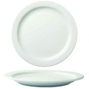 Assiettes plate 230mm - Lot de 6