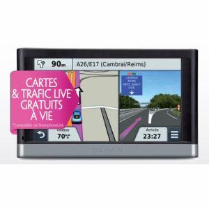 Garmin nüvi 2497LMT - GPS Gamme Advance
