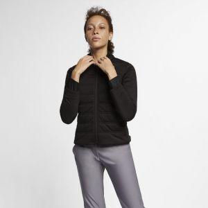 Nike Veste de golf AeroLoft pour Femme - Noir - Taille S