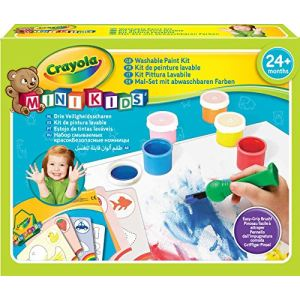 Crayola Mon premier kit de peinture