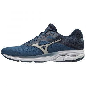 Mizuno Chaussures running Wave Rider 23 - Campanula / Vapor Blue / Dress Blue - Taille EU 46