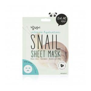 Oh k! SNAIL SHEET MASK - Masque feuille