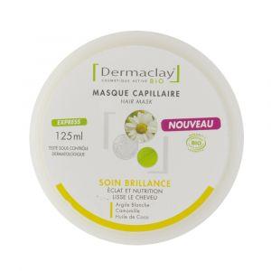 Dermaclay Masque SOIN BRILLANCE 125 ml