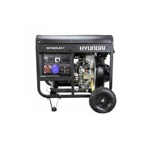 Hyundai Groupe électrogène diesel 8.1kVA DHY8500LEK-T
