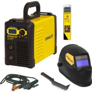 Stanley POSTE A SOUDER INVERTER FIRST 160 KIT