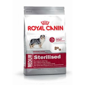 Royal Canin Medium Sterilised - Sac de 12 kg