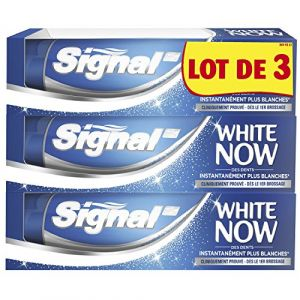 Signal White now - Dentifrice (lot x3)